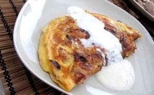 Kaupk kiaušinius šaldytuve – gaminsim omletą!
