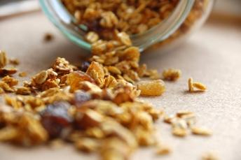 Moliūginė granola