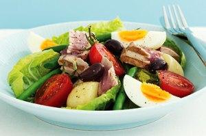 3 salotų idėjos pagal Raimondą