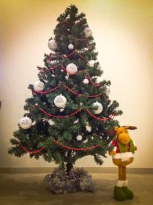Puiki Giedrės ir Andriaus Kalėdinė eglutė