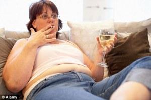 alkoholis ir nutukimas